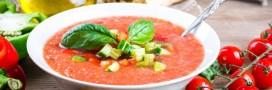 Le gaspacho, la recette rafraîchissante de l'été