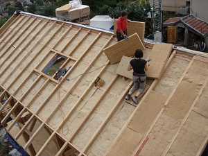 Isolant cologique isoler sa maison avec des isolants for Isoler sa toiture