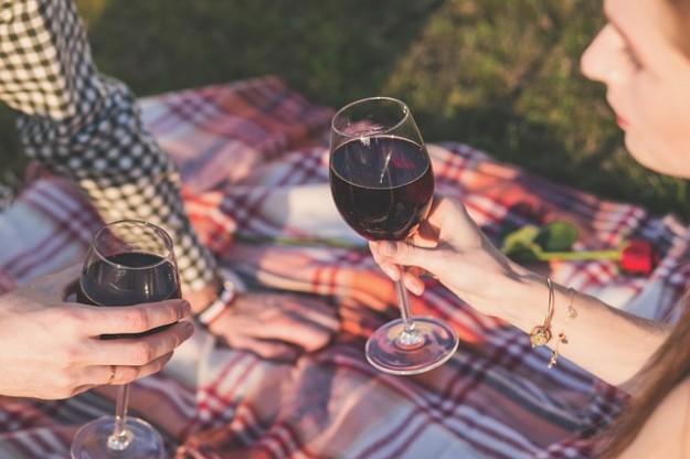 antioxydants, vin, tanin, verre de vin