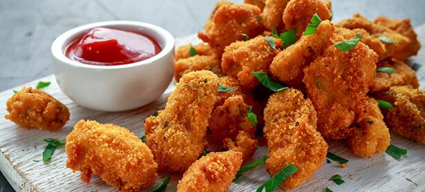 recette de nuggets maison