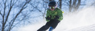 Sports d'hiver : séduire en vert au pays de l'or blanc