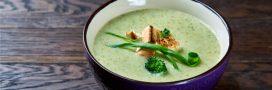 Simple mais divine: la soupe aux pois cassés