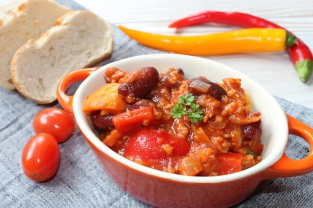 chili végétal