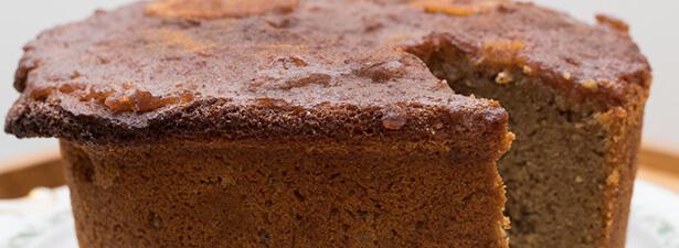 gâteau corse recette farine de châtaigne
