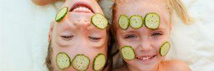 Démaquillant bio au concombre, la recette facile