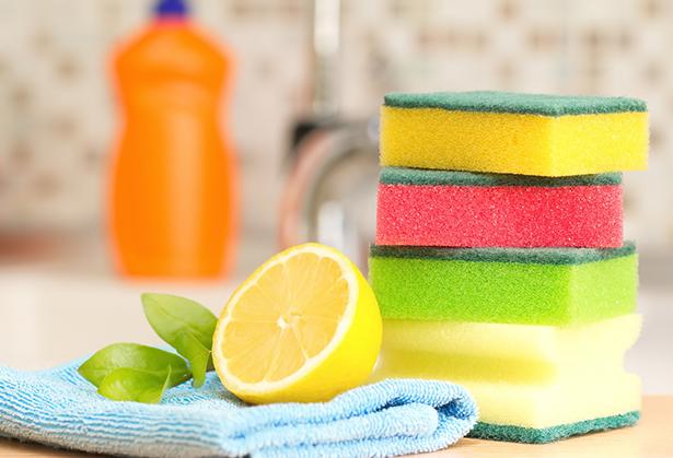 faire son détergent sans phosphare citron