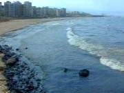 pollution en mer