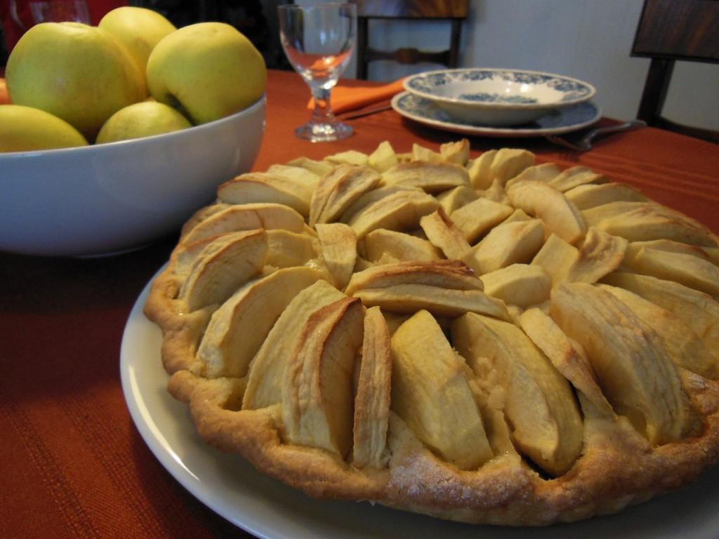 tarte-pomme-dessert