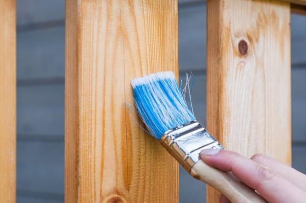 bricolage écolo, traitement du bois, vernis