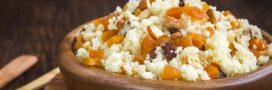 Recette: couscous sucré aux fruits pour le dessert