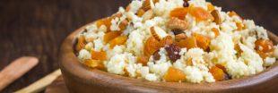 Recette : couscous sucré aux fruits pour le dessert