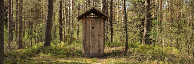Toilettes sèches: soulagez l'environnement !