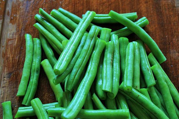 conserves maison haricots verts