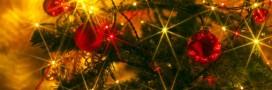 Illuminations de Noël. Réduisez votre consommation!
