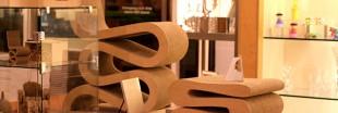 Des meubles en carton ? Une idée qui cartonne !