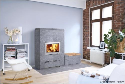 le foyer de masse chauffage durable par excellence. Black Bedroom Furniture Sets. Home Design Ideas