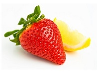 masque fraise anti-rides