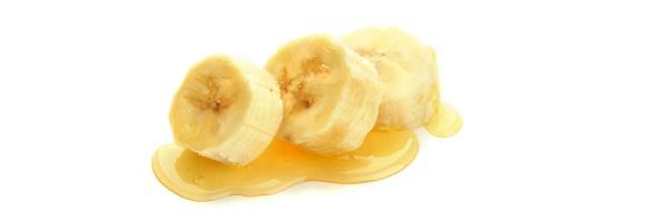 Masque peau sèche à la banane