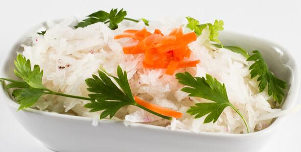 salade de navet recette