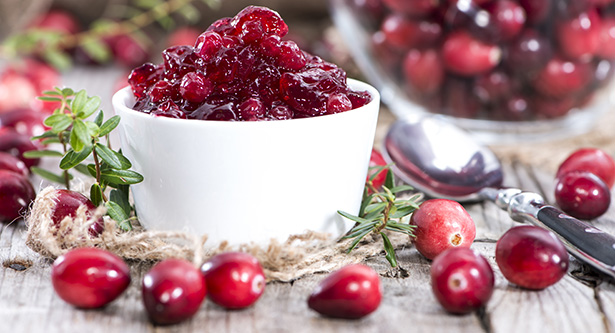 cranberry séché canneberge jus frais santé