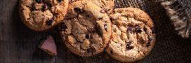 Des cookies aux noix caramélisées et chocolat pour un goûter gourmand!