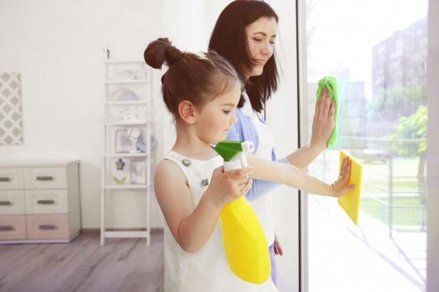 nettoyant multi-usages naturel, laver les vitres