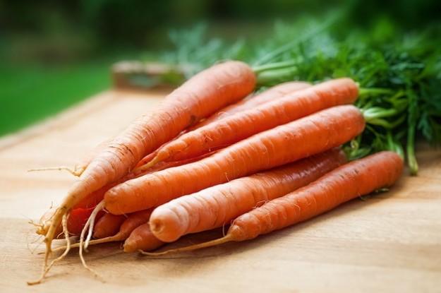 atténuer les vergetures, carotte