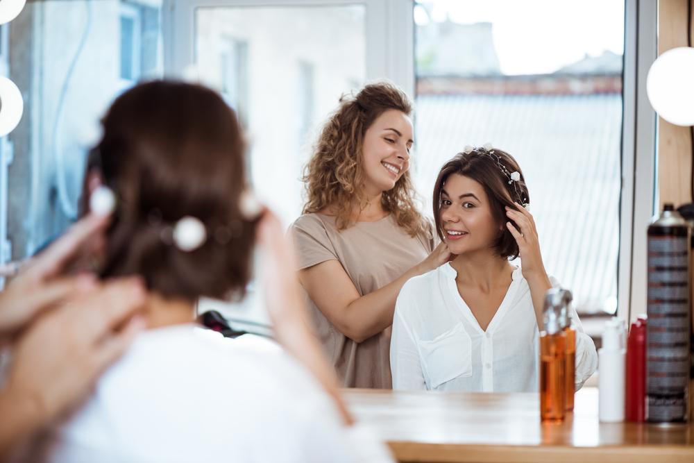 salon de coiffure ecolo