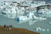 rechauffement glaciers