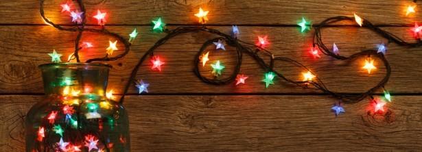 guirlandes, ampoules LED, décoration