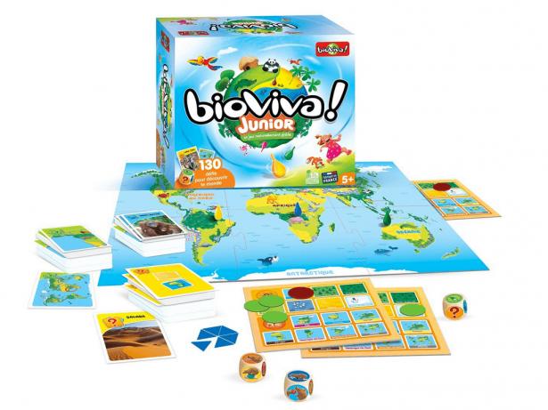 jeu éducatif environnement, bioviva junior