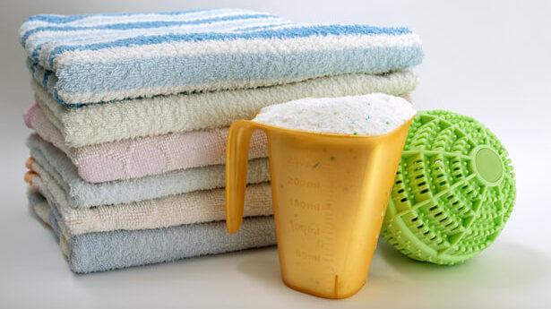 boule lave linge
