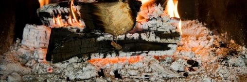 Que faire des cendres de bois de cheminée ?