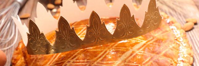 Pour une Épiphanie originale, tentez la galette des rois au chocolat