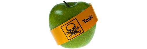Bébés, alerte aux pesticides !