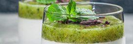 Mettez du vert dans votre vie avec la mousse de kiwi