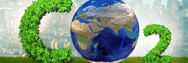 Que représente 1 tonne de CO2?