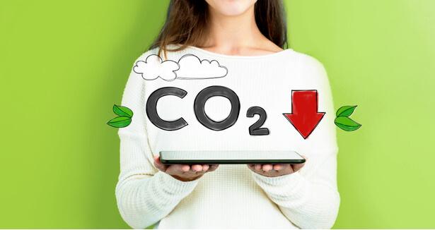 tonne de CO2