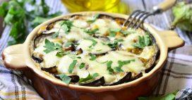 Recette: gratin de légumes sans gluten au fonio