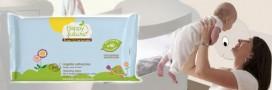 Comment remplacer les lingettes nettoyantes de bébé?