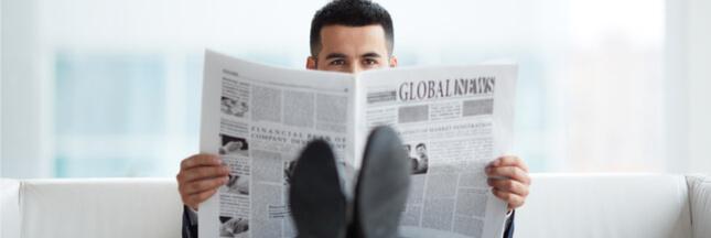 Donnez une seconde vie au papier journal !
