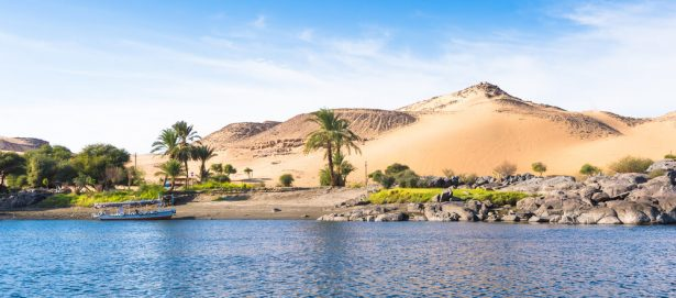 fleuves et rivières, Nil