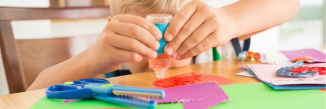 Ateliers récup' : le scrapbooking et l'origami avec les enfants