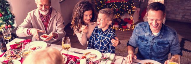 Menu de Noël: des plats traditionnels bio et authentiques