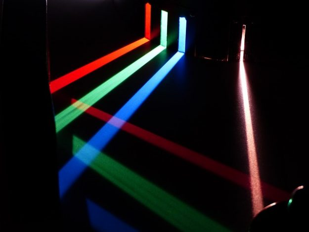 chromothérapie, couleurs