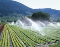 agriculture et eau