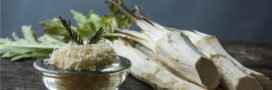 Les légumes oubliés: le raifort revient fort