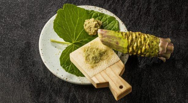 raifort, wasabi