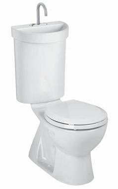 Economie d 39 eau vos toilettes avec lavabo int gr page 2 - Toilette avec lave main integre ...