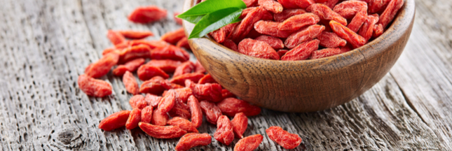 Le goji, le plus super des superfruits